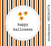 vector greeting card for... | Shutterstock .eps vector #482361976