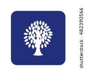 tree icon vector | Shutterstock .eps vector #482390566