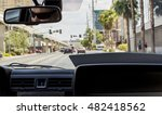 sitting on the passenger seat... | Shutterstock . vector #482418562