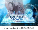 business  technology  internet... | Shutterstock . vector #482483842