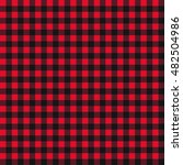 trendy style lumberjack flannel ...   Shutterstock .eps vector #482504986