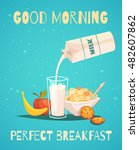 Perfect Breakfast Poster In...