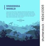 Undersea World Illustration...