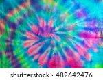swirl or spiral pattern tie dye ...   Shutterstock . vector #482642476