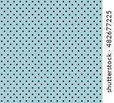 polka dots pattern background   Shutterstock .eps vector #482677225