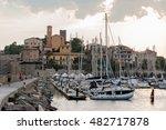 talamone  tuscany september 10  ... | Shutterstock . vector #482717878