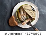 sprats or sardines in can and...