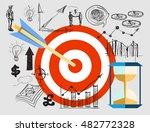 analytics infographic elements