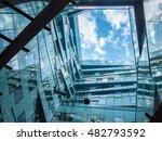 birmingham  uk   september 2016 ... | Shutterstock . vector #482793592