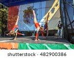 odessa  ukraine  10 september... | Shutterstock . vector #482900386