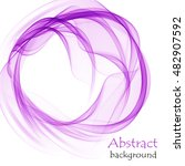 abstract background with wave...   Shutterstock .eps vector #482907592