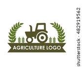 agriculture logo  farm logo | Shutterstock .eps vector #482919562