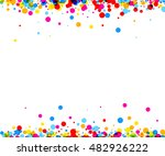 white paper background with... | Shutterstock .eps vector #482926222