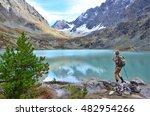 altai territory  ust koksinsky ... | Shutterstock . vector #482954266