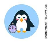 vector flat icon for mobile ... | Shutterstock .eps vector #482995258