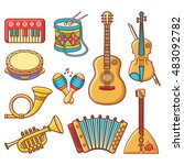 Musical Instrument For Kid....