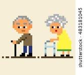 illustration cartoon funny...   Shutterstock .eps vector #483181045