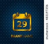 29th calendar royal golden  ...
