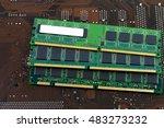 kind of random access memory... | Shutterstock . vector #483273232