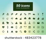 50 icons for runners  or...