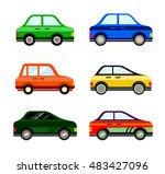 vector cars   Shutterstock .eps vector #483427096
