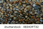 Small Stones Under Water...