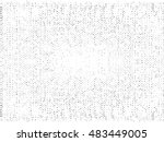 dots on background. black and... | Shutterstock .eps vector #483449005