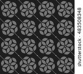 tiled seamless pattern of... | Shutterstock .eps vector #483508348