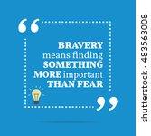 inspirational motivational... | Shutterstock . vector #483563008