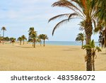 A View Of The Main Beach Of...