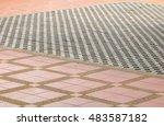 pattern block tiles floor