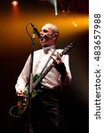 Small photo of Isle of Wight Festival - June 9th 2016: Francis Rossi performing on stage with Status Quo at the I.o.W Festival, Newport, Isle of Wight, June 9, 2016 in Isle of Wight, UK