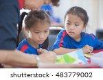 wiang chiang rung   thailand  ... | Shutterstock . vector #483779002