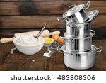 pan. | Shutterstock . vector #483808306