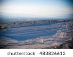 The White Pool In Pamukkale