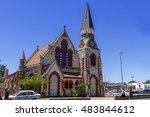 Historical Old Church In The...