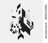 Abstract Design Element On...