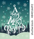 'a Very Merry Christmas' Uniqu...