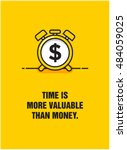 Time Is More Valuable Than...