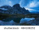 Night Lake In The Dolomites ...