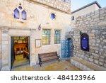 safed  israel   september 14 ... | Shutterstock . vector #484123966