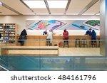 chicago  il   march 24  2016 ...   Shutterstock . vector #484161796