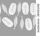 seamless horizontal pattern...   Shutterstock .eps vector #484201486