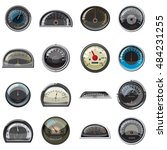 realistic car speedometers...