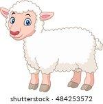 Cartoon Lamb