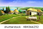 Traditional Farm Buildings In...