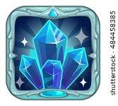 fairy cartoon square app icons...