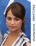 Small photo of Alicia Vikander attends a photocall for 'The Light Between Oceans' during the 73rd Venice Film Festival at on September 1, 2016 in Venice, Italy.