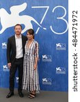 Small photo of Actors Alicia Vikander and Michael Fassbender attend a photocall for 'The Light Between Oceans' during the 73rd Venice Film Festival at on September 1, 2016 in Venice, Italy.