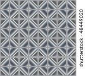 metal seamless background | Shutterstock .eps vector #48449020